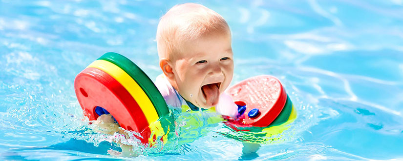 When Can Your Baby Go Swimming