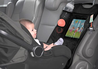 Top Car Seat Protectors for Children: Save Your Upholstery from Mess & Spills