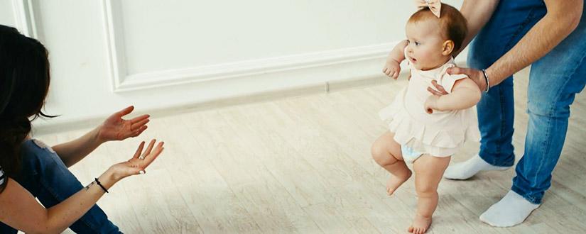 How to Help Baby Walk: 15 Top Tips