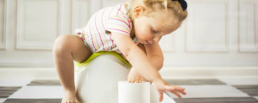 How To Start Potty Training A Girl