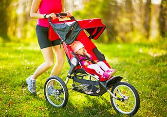 Best Jogging Stroller for Mutual Joy