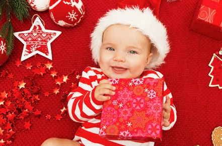Christmas Gifts for a baby