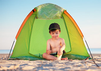 BEST BABY BEACH TENTS FOR THE SUMMER SUN SAFETY