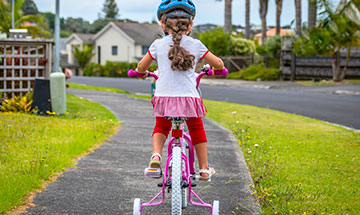 kid bikes with training wheels