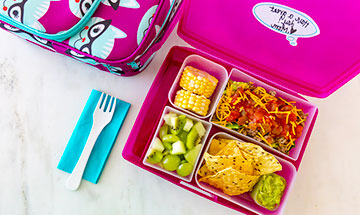 lunchbox with thermos for kids