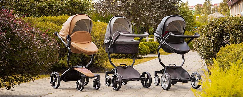 Types Of Strollers: Which Is Best For Your Kid?