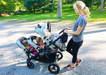 Best Triple Jogging Stroller