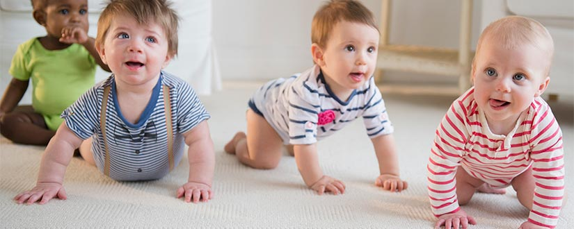 When Do Babies Crawl: Steps Of Newborn Development