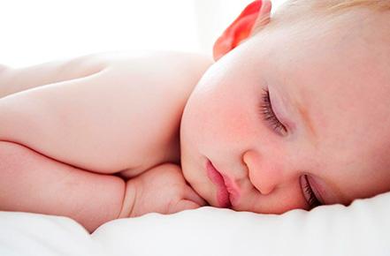 Baby Fighting Sleep