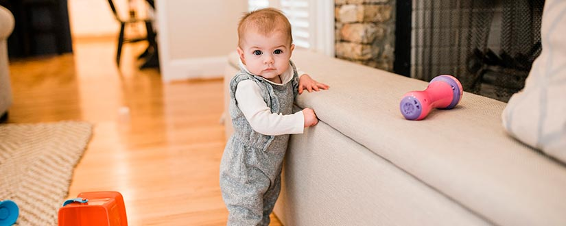 Newborn at Home? Here's How Can Baby Proof the Fireplace