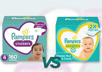 Pampers Swaddlers Vs Cruisers: Which Diapers to Buy in 2021?