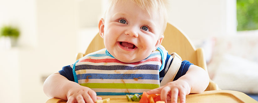 The Number of Bibs Your Baby Needs